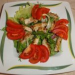 grill-csirke-salata